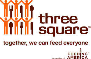 Three Square Logo