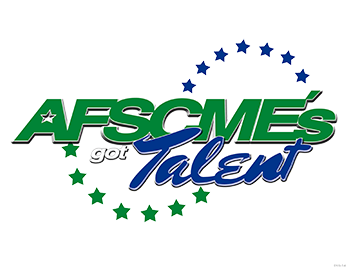 AFSCME's Got Talent Logo